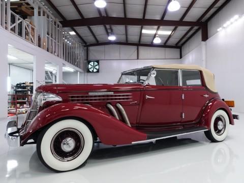 1936 Auburn 852 zu verkaufen