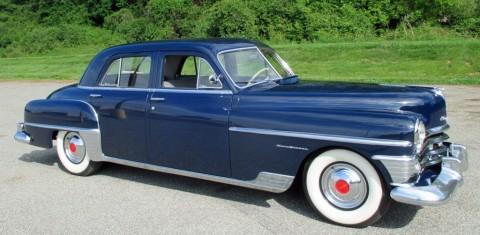 1950 Chrysler New Yorker zu verkaufen