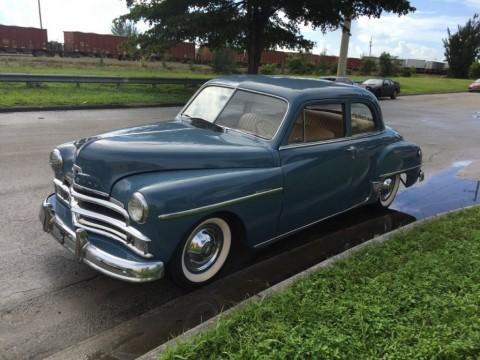1950 Plymouth Special Deluxe zu verkaufen