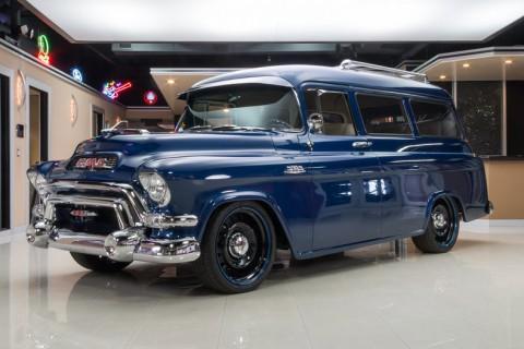 1955 GMC Suburban zu verkaufen