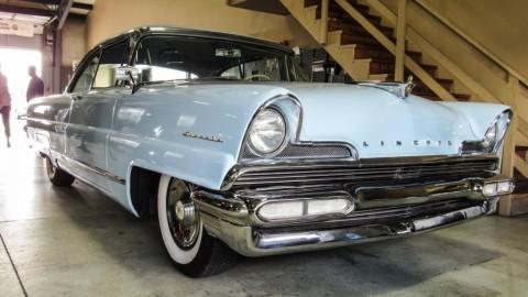 1956 Lincoln Premiere zu verkaufen