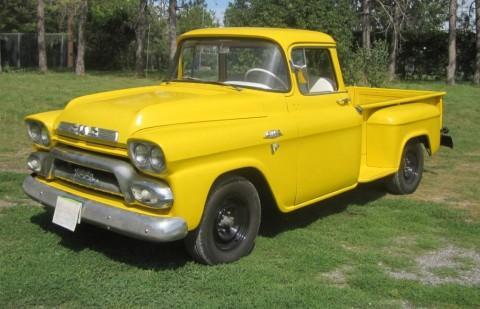 1959 GMC 100 zu verkaufen