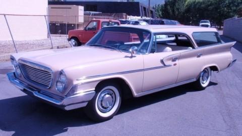 1961 Chrysler Newport zu verkaufen