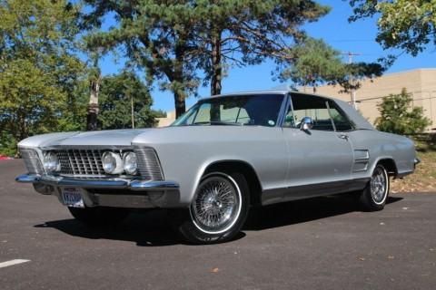 1963 Buick Riviera zu verkaufen