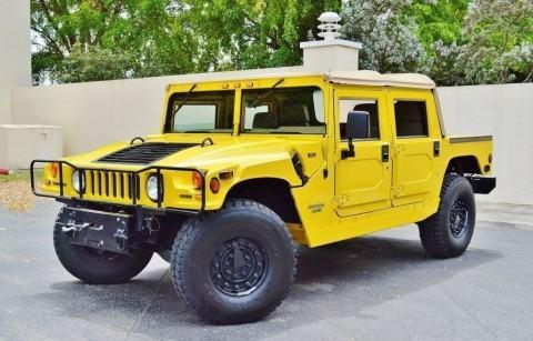 1997 Hummer H1 zu verkaufen