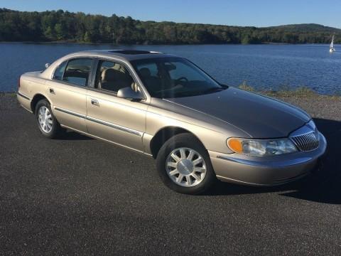 2001 Lincoln Continental zu verkaufen