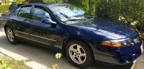 2002 Pontiac Bonneville zu verkaufen