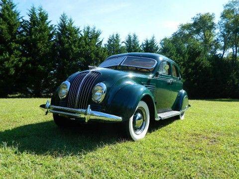 1934 DeSoto Airflow zu verkaufen
