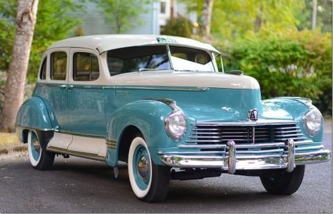 1947 Hudson Super 8 zu verkaufen
