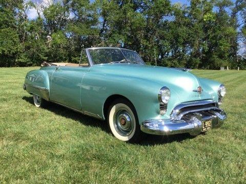 1949 Oldsmobile 98 Convertible zu verkaufen