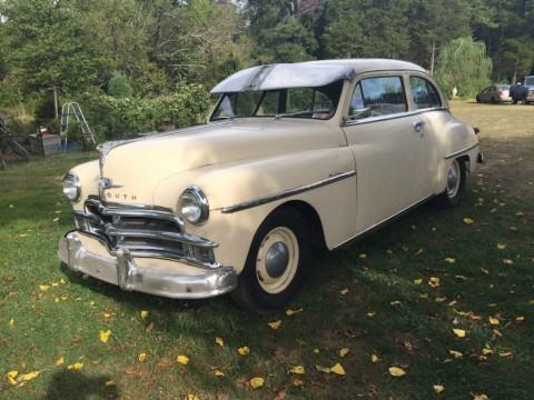 1950 Plymouth Deluxe Coupe zu verkaufen