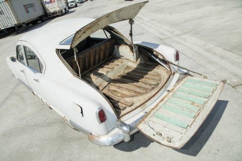 1951 Kaiser Traveler zu verkaufen