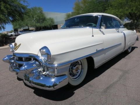 1953 Cadillac Coupe DeVille zu verkaufen