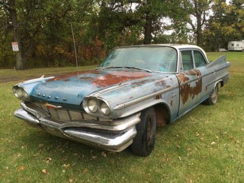 1960 Dodge Polara zu verkaufen
