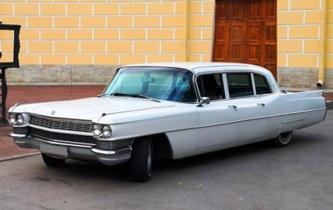 1964 Cadillac Fleetwood zu verkaufen