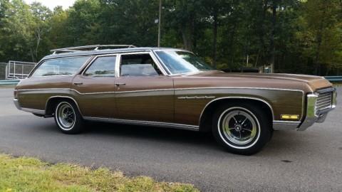 1970 Buick Estate Wagon zu verkaufen