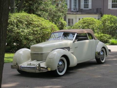 1937 Cord 812SC zu verkaufen
