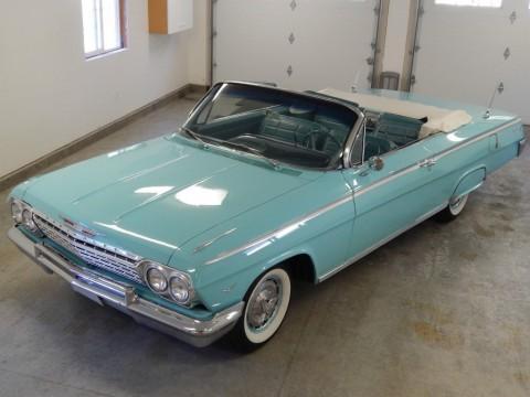 1962 Chevrolet Impala Convertible zu verkaufen