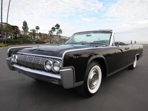 1964 Lincoln Continental Convertible zu verkaufen