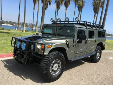 2006 Hummer H1 zu verkaufen