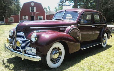 1940 Buick Limited zu verkaufen