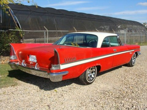 1957 Chrysler New Yorker zu verkaufen