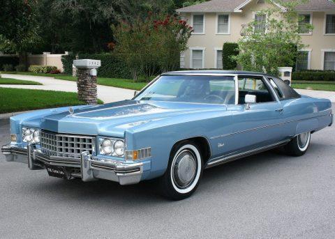 1973 Cadillac Eldorado zu verkaufen