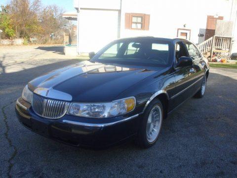 1998 Lincoln Town Car zu verkaufen