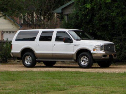 2002 Ford Excursion zu verkaufen