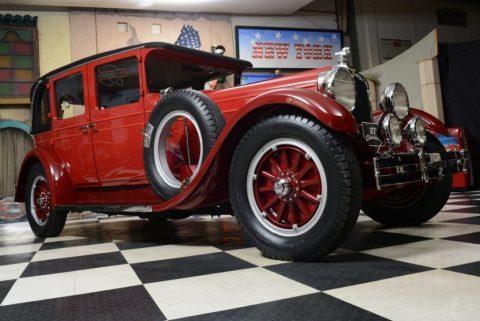 1927 Stutz Vertical Eight Brougham zu verkaufen