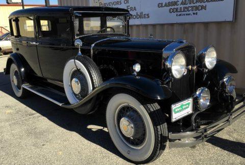 1930 Graham Special Eight zu verkaufen