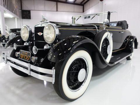 1930 Stutz Series M zu verkaufen