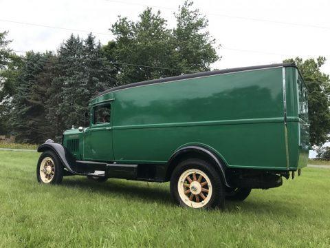1931 GMC Panel Truck zu verkaufen