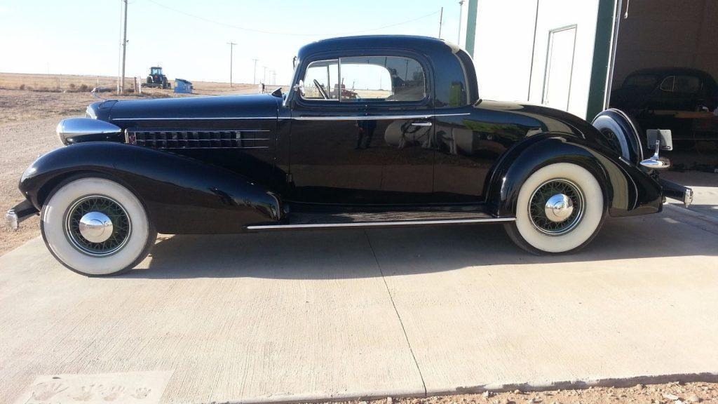 1935 Cadillac Coupe zu verkaufen