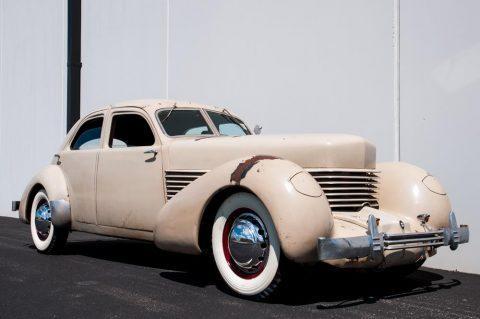 1936 Cord 810 zu verkaufen