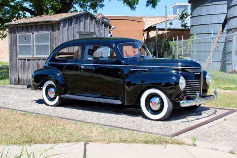 1940 Plymouth P10 Deluxe zu verkaufen