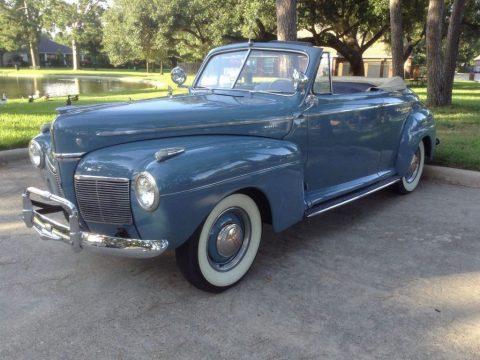 1941 Mercury Convertible zu verkaufen