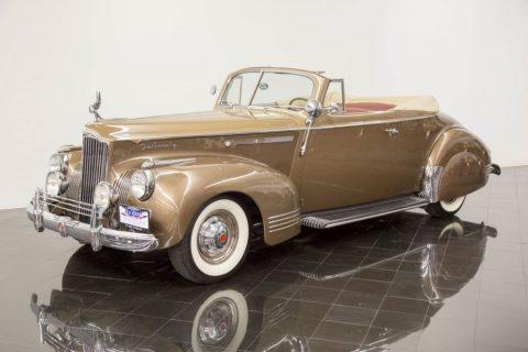 1941 Packard One-Twenty Convertible zu verkaufen