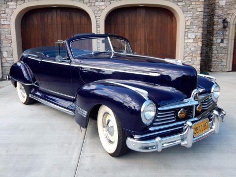 1947 Hudson Super Six zu verkaufen