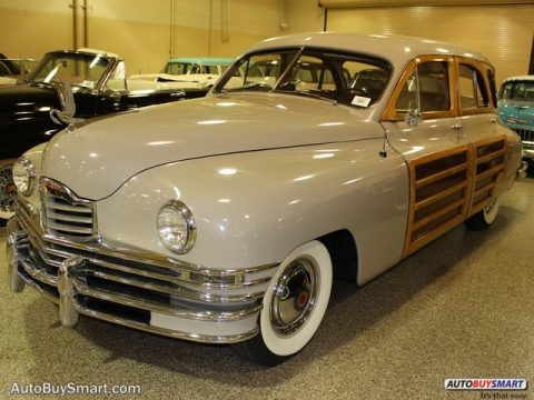 1948 Packard Woody zu verkaufen