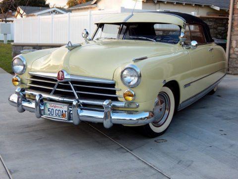1950 Hudson Commodore zu verkaufen