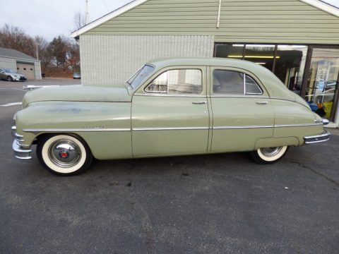 1950 Packard Deluxe zu verkaufen