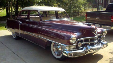 1951 Cadillac Series 62 zu verkaufen