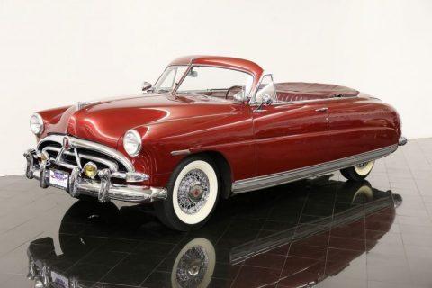 1951 Hudson Pacemaker zu verkaufen