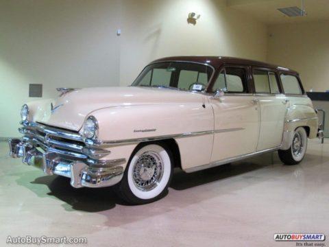 1953 Chrysler Town & Country zu verkaufen