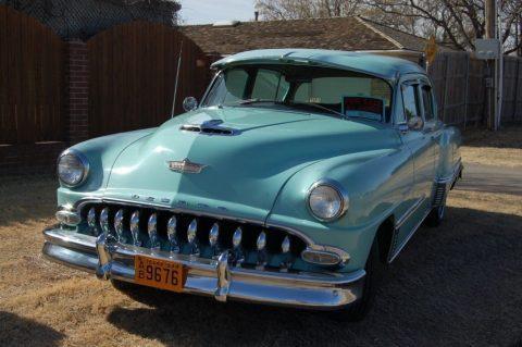 1953 DeSoto Powermaster zu verkaufen
