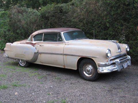 1954 Pontiac Starchief zu verkaufen