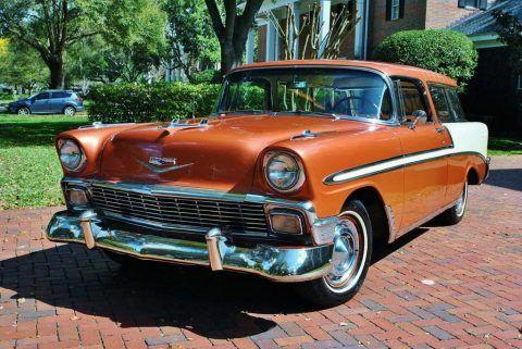 1956 Chevrolet Nomad zu verkaufen