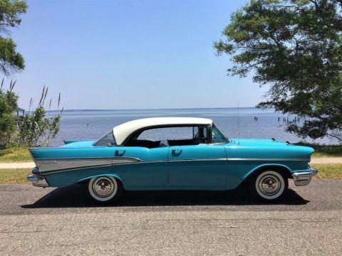 1957 Chevrolet Bel Air zu verkaufen