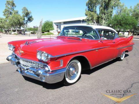 1958 Cadillac DeVille zu verkaufen